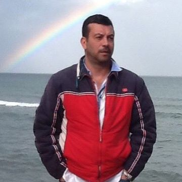 Ümit Akyüzlü, 38, Istanbul, Turkey