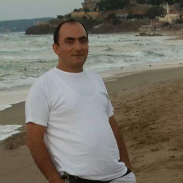 Umit Dogan, 44, Istanbul, Turkey