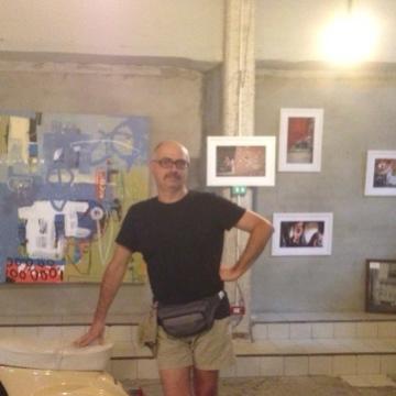 Marco Rosa, 51, Milano, Italy