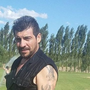Jabiel Muñoz, 43, Cutral-co, Argentina