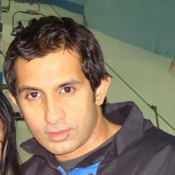 Faheem Mohammed, 39, Dubai, United Arab Emirates