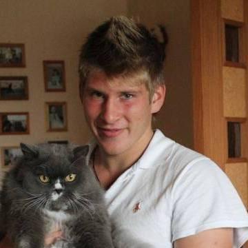 Vitaly Jakovlev, 25, Riga, Latvia