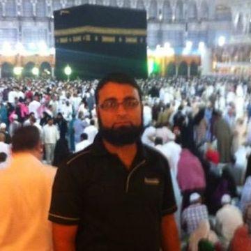 Waseem, 30, Jeddah, Saudi Arabia