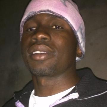 Jaimbay Jatta, 29, Banjul, Gambia