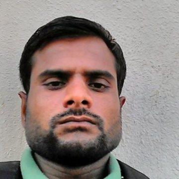 Harischandra Yadav, 27, Abu Dhabi, United Arab Emirates