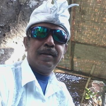 Mangde, 46, Denpasar, Indonesia