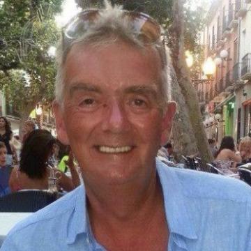 David Attwater, 61, Preston, United Kingdom