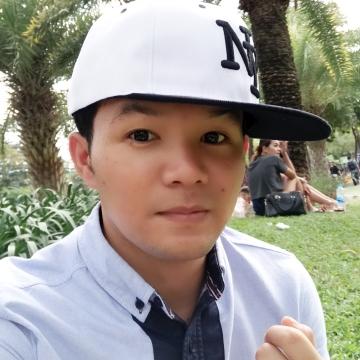 Eknarin, 25, Bangkok, Thailand