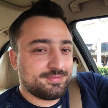 recep, 33, Antalya, Turkey