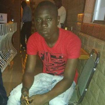 akym, 21, Douala, Cameroon