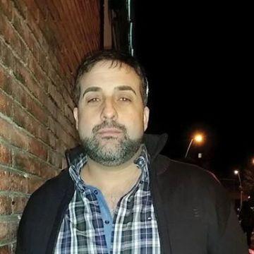 Roberto Fajardo, 39, Barcelona, Spain