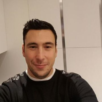 Christophe Vera, 36, Marseille, France