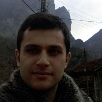 Ali, 25, Istanbul, Turkey