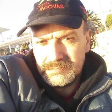 Eduardo Cordero, 50, Santiago, Chile