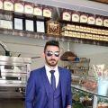 Şevket Topaloglu, 29, Artvin, Turkey