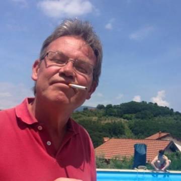 Piergiorgio Zaffin, 52, Fivizzano, Italy