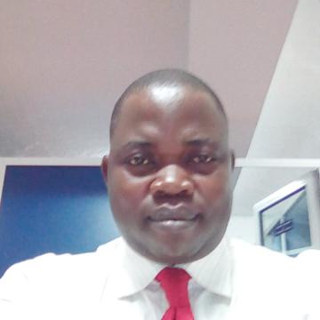 Olawale Alabi, 39, Lagos, Nigeria