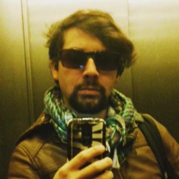 Daniel Reyes, 32, Santiago, Chile