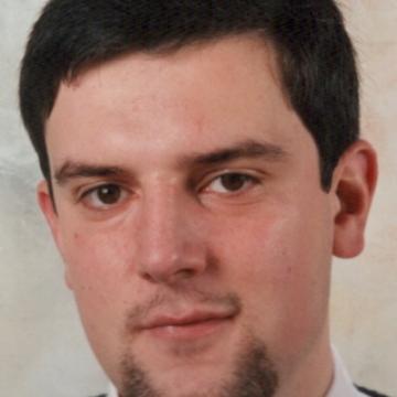 John Paul Crab, 44, Perugia, Italy