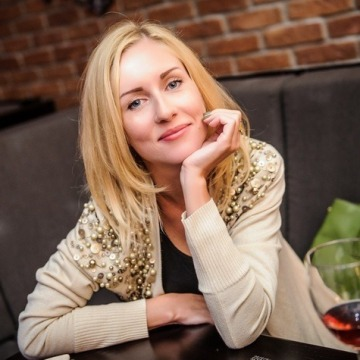 Nadine, 35, Moscow, Russia