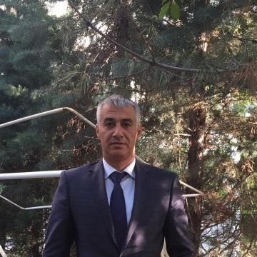 Baki Ocak, 41, Ankara, Turkey