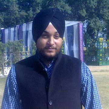 Gagandeep Issar, 30, Yamunanagar, India