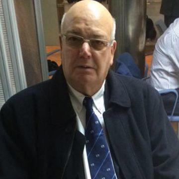 Antonio Garcia Rodriguez, 65, Las Palmas, Spain