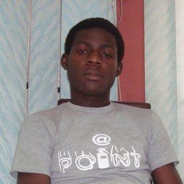 David Raphael, 25, Lagos, Nigeria