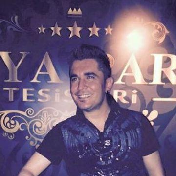 Bahri Şenbaş, 30, Mersin, Turkey