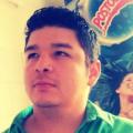 Andrés Barona Bedoya, 32, Bogota, Colombia
