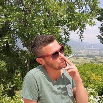 Riccardo Proietti, 34, Rieti, Italy