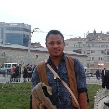 uyi white, 36, Istanbul, Turkey