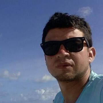 Baltasar Forero, 31, Yopal, Colombia
