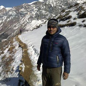 Biki Dai, 31, Kathmandu, Nepal