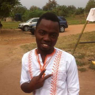 Darlington, 27, Accra, Ghana