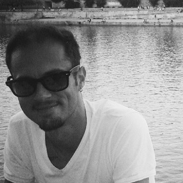 Fabrizio, 33, Sabaudia, Italy