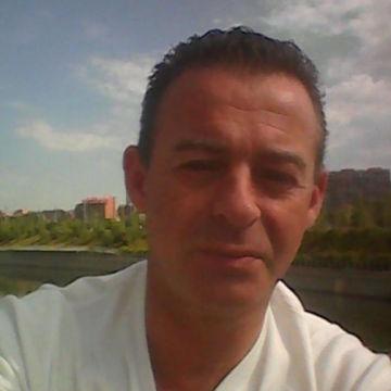 Ireneusz Siudek, 50, Madrid, Spain