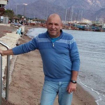 Itzik Silver, 48, Ashdod, Israel