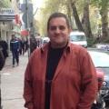 MUSTAFA AYDIN, 48, Istanbul, Turkey