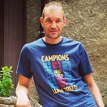 Gerard Coronado Armengou, 35, Barcelona, Spain