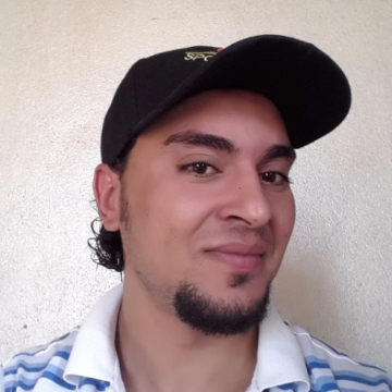 Abdalla Abdelftah, 30, Cairo, Egypt