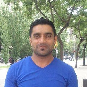 Nadeem Shahbaz Cheema, 28, Granollers, Spain