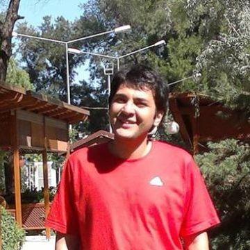 Ilkkan Bircan, 33, Istanbul, Turkey