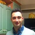 Stefano La Mantia, 36, Palermo, Italy