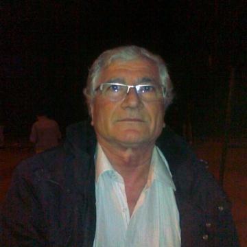 Mustafa Yılmaz, 66, Izmir, Turkey