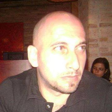 José Minissale, 40, Buenos Aires, Argentina