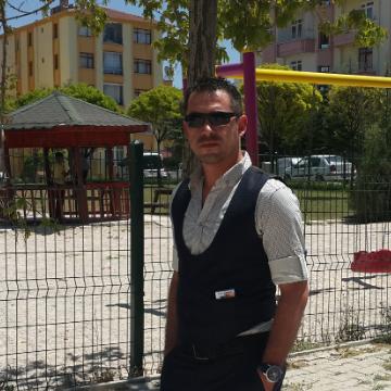 Ramazan Üstündag, 31, Ankara, Turkey