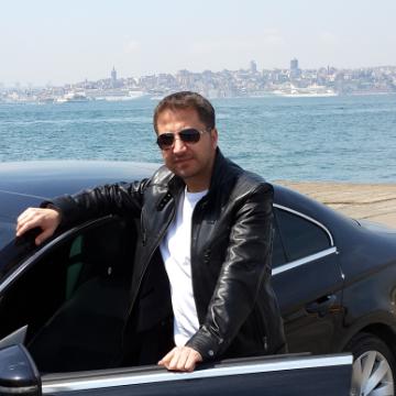 Mustafa Kaya, 38, Istanbul, Turkey