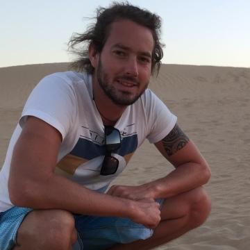 Travel buddy, 31, Dubai, United Arab Emirates