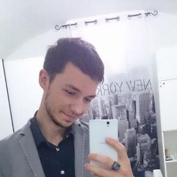 George Boitas, 23, Bari, Italy